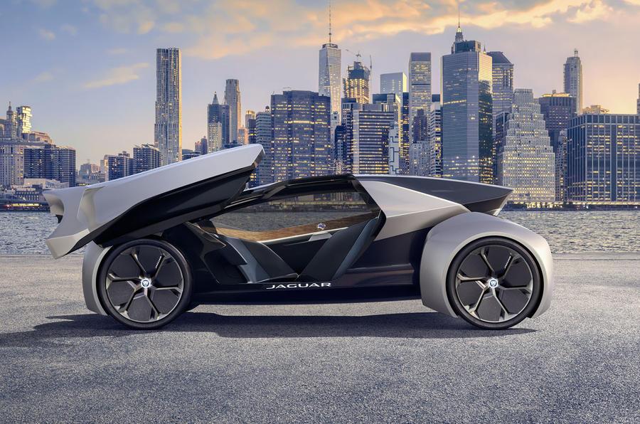捷豹Future-Type概念車發布