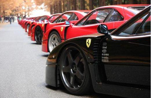 法拉利將推電動跑車 首款SUV即將問世