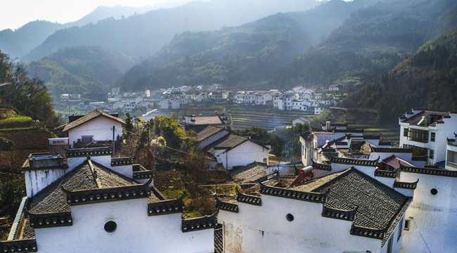 陜西平利:美麗鄉村與美麗産業相融合