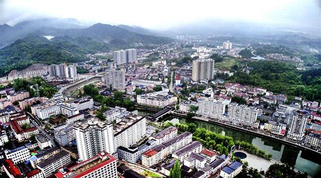 震后十年看汉中 青山绿水气象新