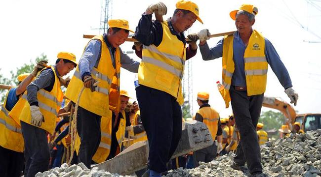 陜西:陽安二線褒河站完成改建