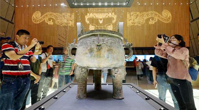 陜西歷史博物館《陜西古代文明》展覽全新亮相