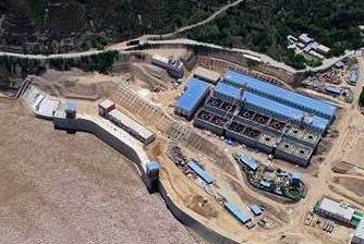 延安黃河引水工程即將正式供水