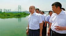 劉國中:把漢江保護治理責任落得更實更細