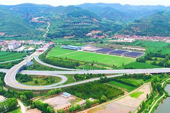 陜西富縣:打造田園綜合體 農旅融合推動鄉村振興