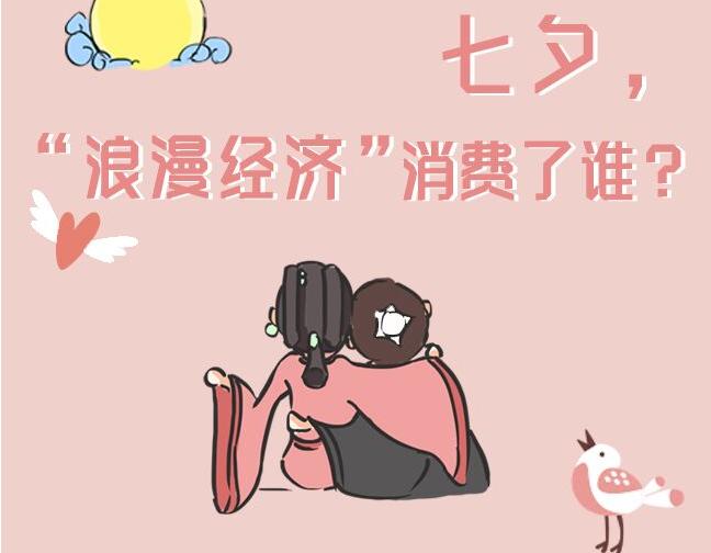 """七夕 """"浪漫經濟""""消費了誰?"""