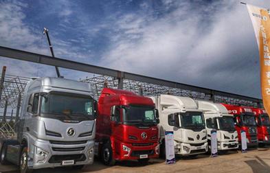 陜汽控股雙輪驅動 助力汽車工業高質發展