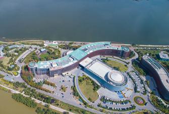 世界文化旅遊大會永久會址落戶西安浐灞生態區