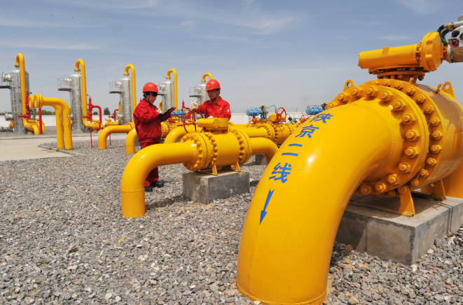 中石油長慶油田全面開啟冬供生産