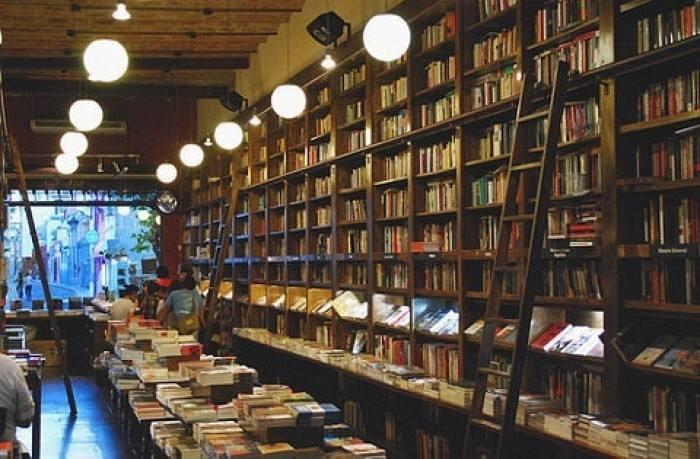 """身處""""書店之都"""" 去年你讀書了嗎?"""