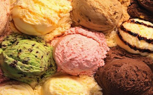 陜西特色冰激淩是如何制成的