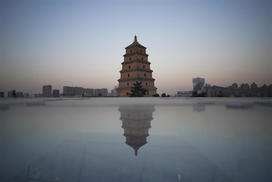 西安:大雁塔商圈煥發活力