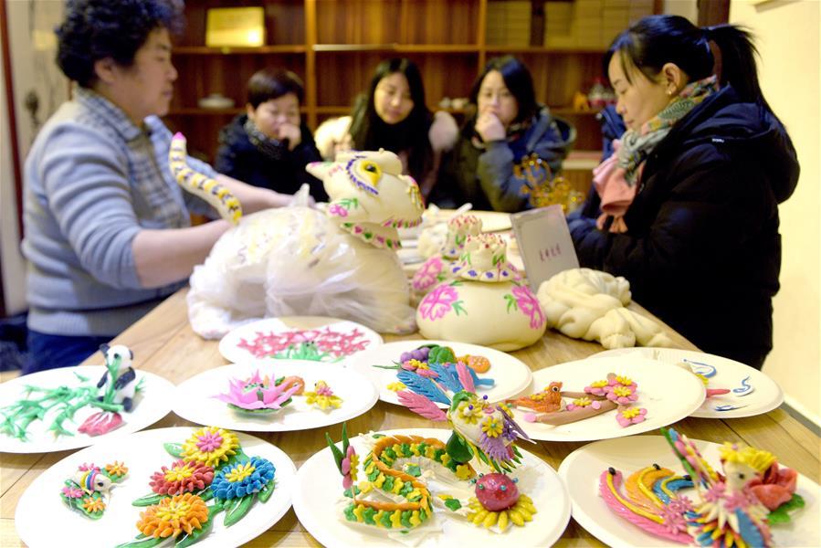 文化體驗迎新春