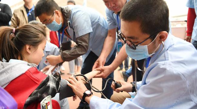 西安:防災減災宣傳進景區