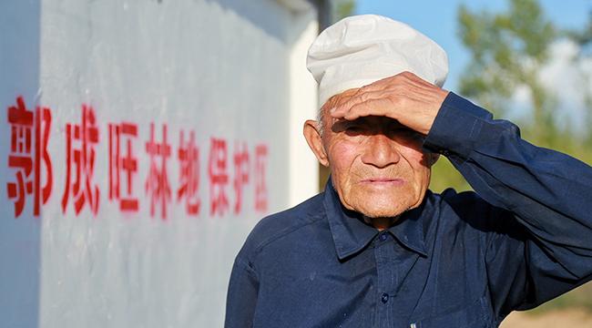 微視中國 | 我們,向沙而戰