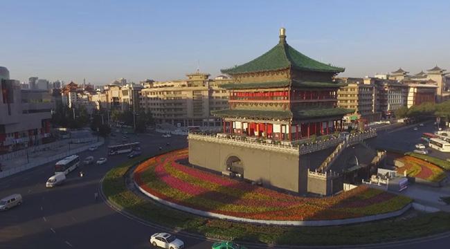 新華社陜西分社唱響《我和我的祖國》