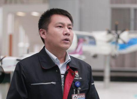 西飛民機新舟700亮相2019中國通航大會