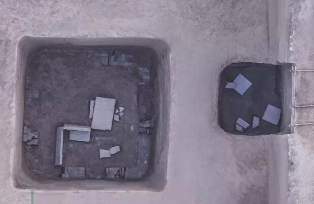 陜考古發現唐太平公主丈夫薛紹墓