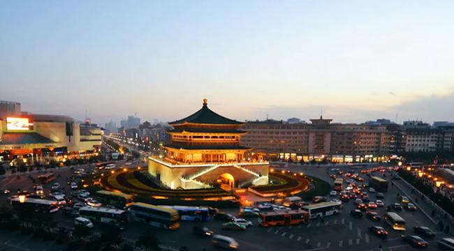網紅西安:文化點亮城市夜生活