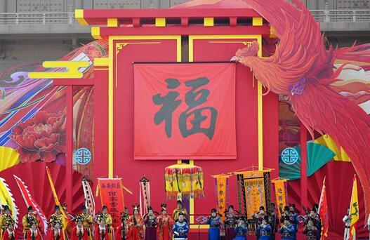 來西安 給你最傳統的中國年