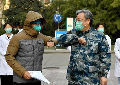 陜西首例新型冠狀病毒感染的肺炎治愈患者出院