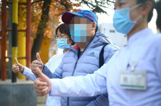 陜西又一例新型冠狀病毒感染的肺炎確診患者治愈出院