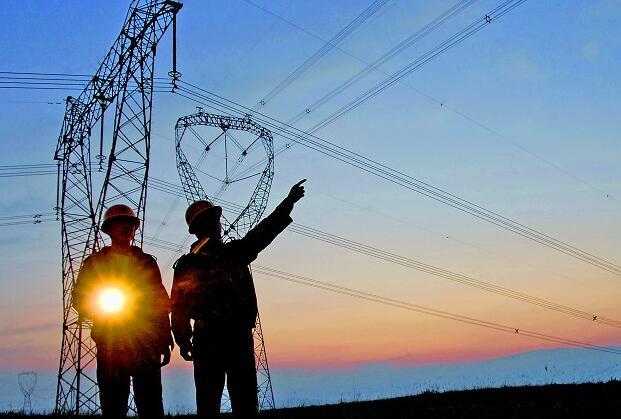 西北向華中每日支援電量1200萬千瓦時助力疫情防控
