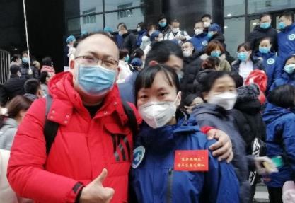 西安交大一附院133人組成援湖北抗疫國家醫療隊