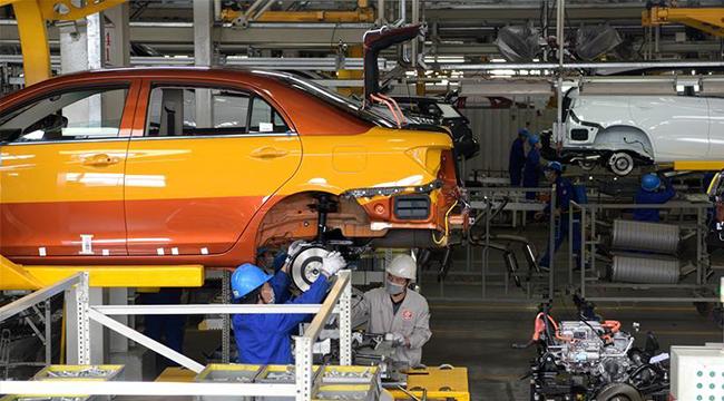 西安:車企加速復工復産