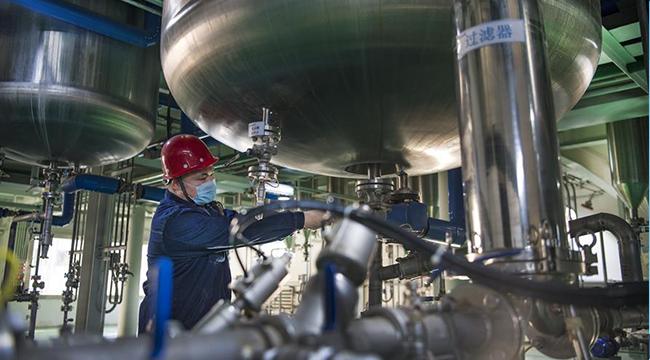 新能源材料企業保供給