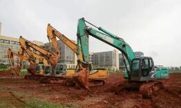 榆陽區2020年首批20個重點項目集中開復工