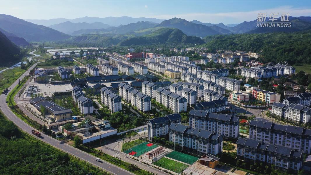 陜西:秦巴山區告別絕對貧困
