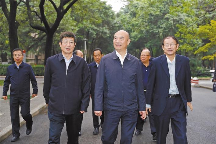 劉國中:讓老百姓生活更方便更舒心