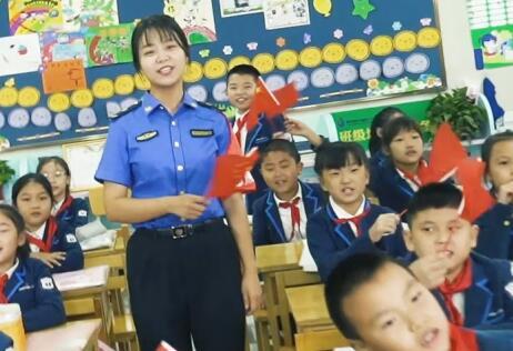 西安城管超燃MV:致敬偉大祖國