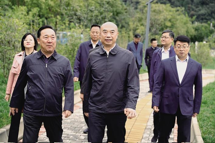 劉國中:扛起責任 還秦嶺以寧靜和諧美麗