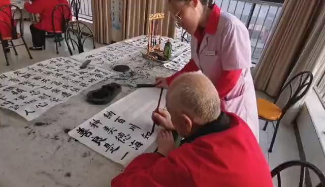 集中托養托起殘疾人幸福生活