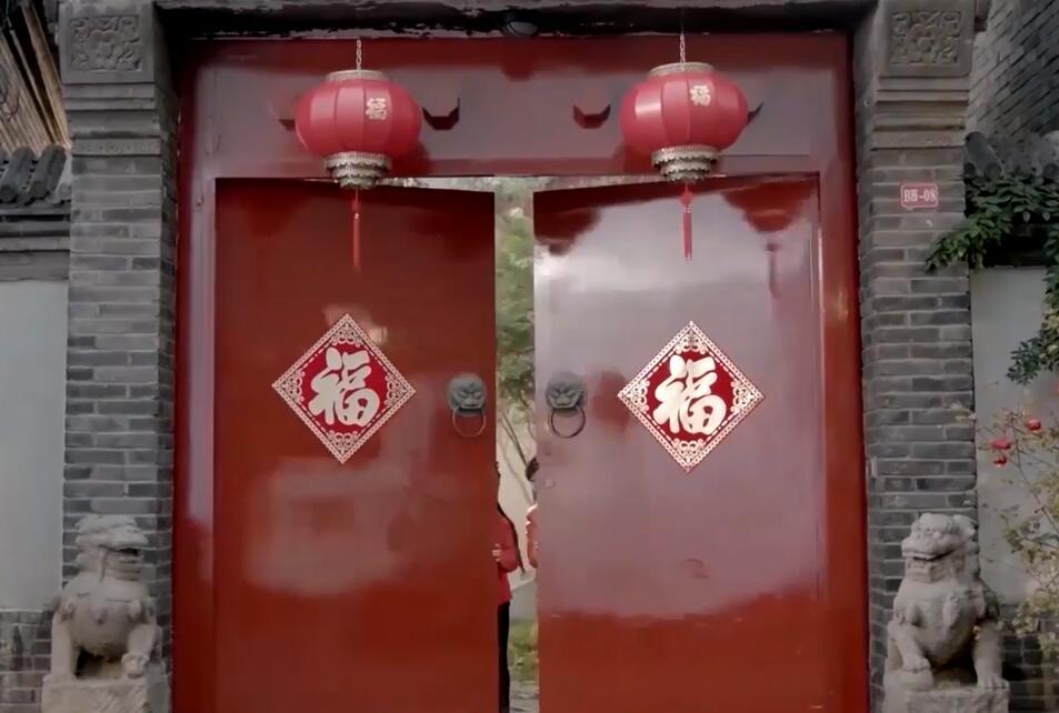 《大秦賦》演員為鹹陽送上新春祝福