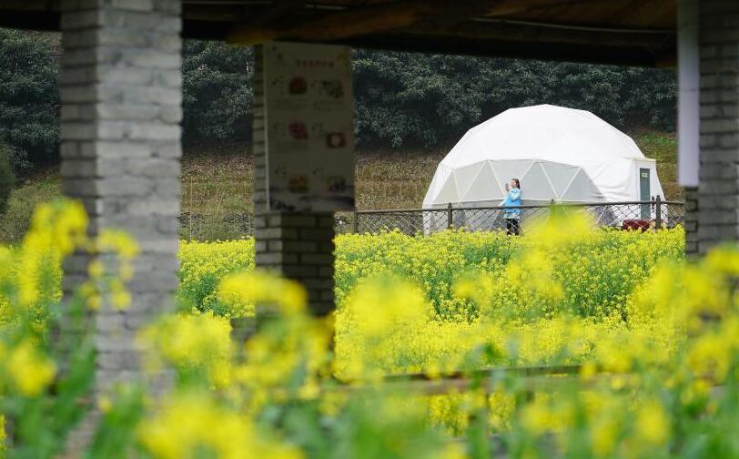 陜西石泉:全域旅遊助發展