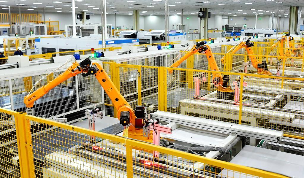 中國光伏産業為全球市場供應了超過70%的組件