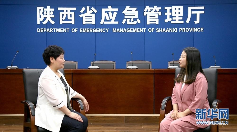王玲:把安全生産責任扛在肩上